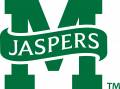 Manhattan Jaspers 1981-2011 Primary Logo iron on sticker