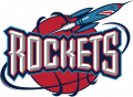 Houston Rockets 1995-2002 Primary Logo iron on sticker