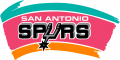 San Antonio Spurs 1989-2002 Primary Logo decal sticker