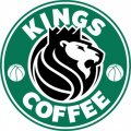 Sacramento Kings Starbucks Coffee Logo decal sticker