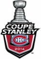 Montreal Canadiens 2013 14 Event Logo 02 iron on sticker