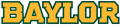 Baylor Bears 2005-2018 Wordmark Logo 08 iron on sticker