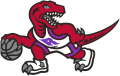 Toronto Raptors 1995-2006 Alternate Logo iron on sticker