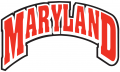 Maryland Terrapins 1997-Pres Wordmark Logo 10 decal sticker