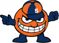 Syracuse Orange 1995-Pres Mascot Logo iron on sticker