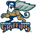 Grand Rapids Griffins 2001 Primary Logo decal sticker