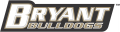 Bryant Bulldogs 2005-Pres Wordmark Logo 02 iron on sticker