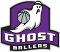 Ghost Ballers 2017-Pres Primary Logo iron on sticker
