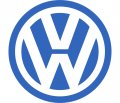Volkswagen Logo 04 iron on sticker