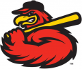 Rochester Red Wings 2014-Pres Alternate Logo 4 iron on sticker