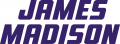 James Madison Dukes 2017-Pres Wordmark Logo 01 decal sticker