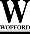Wofford Terriers 1987-2014 Primary Logo decal sticker