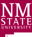 New Mexico State Aggies 2006-Pres Alternate Logo 01 decal sticker
