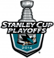 San Jose Sharks 2013 14 Special Event Logo iron on sticker