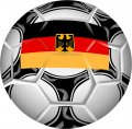 Soccer Logo 19 decal sticker