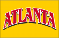 Atlanta Hawks 2004 05-2006 07 Jersey Logo iron on sticker