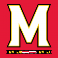 Maryland Terrapins 2012-Pres Alternate Logo 01 decal sticker