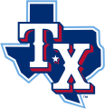 Texas Rangers 2020-Pres Alternate Logo iron on sticker