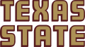 Texas State Bobcats 2008-Pres Wordmark Logo decal sticker