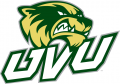 Utah Valley Wolverines 2012-Pres Primary Logo iron on sticker