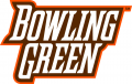 Bowling Green Falcons 2006-Pres Wordmark Logo 02 decal sticker