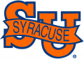 Syracuse Orange 1992-2003 Alternate Logo iron on sticker