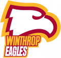 Winthrop Eagles 1995-Pres Alternate Logo iron on sticker
