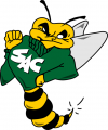 Sacramento State Hornets 1991-2003 Primary Logo decal sticker