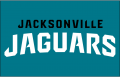 Jacksonville Jaguars 2013-Pres Wordmark Logo 01 iron on sticker