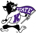 Kansas State Wildcats 1989-Pres Mascot Logo decal sticker