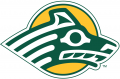 Alaska Anchorage Seawolves 1973-Pres Primary Logo decal sticker