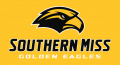 Southern Miss Golden Eagles 2015-Pres Alternate Logo 01 decal sticker