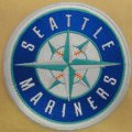 Seattle Mariners Embroidery logo