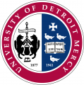 Detroit Titans 1990-Pres Alternate Logo iron on sticker