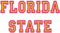 Florida State Seminoles 1976-2013 Wordmark Logo 01 decal sticker