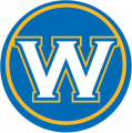 Golden State Warriors 2014-2018 Alternate Logo iron on sticker