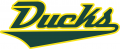 Oregon Ducks 2013-Pres Wordmark Logo decal sticker