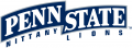 Penn State Nittany Lions 2001-2004 Wordmark Logo 03 decal sticker