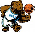 UCLA Bruins 2004-Pres Mascot Logo 03 iron on sticker