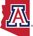 Arizona Wildcats 2013-Pres Alternate Logo 02 decal sticker