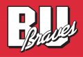 Bradley Braves 1989-2011 Primary Dark Logo iron on sticker