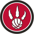 Toronto Raptors 2008-2011 Alternate Logo 02 iron on sticker