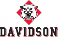 Davidson Wildcats 2010-Pres Alternate Logo 02 iron on sticker