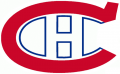 Montreal Canadiens 1922 23-1924 25 Primary Logo iron on sticker
