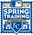 Kansas City Royals 2015 Event Logo decal sticker
