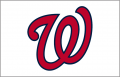 Washington Nationals 2011-Pres Jersey Logo 01 decal sticker