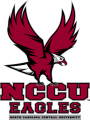 NCCU Eagles 2006-Pres Primary Logo iron on sticker