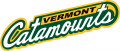 Vermont Catamounts 1998-Pres Wordmark Logo decal sticker