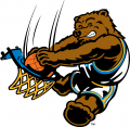 UCLA Bruins 2004-Pres Mascot Logo 02 iron on sticker