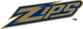 Akron Zips 2002-2013 Wordmark Logo 02 iron on sticker